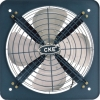 Exhaust Fan, 8,16,20,36 CKE,KDK